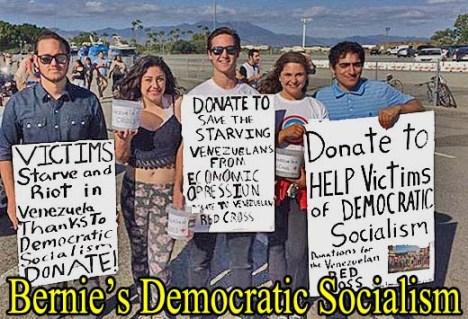 Bernie's fans