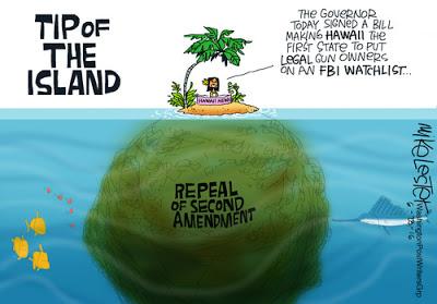 Repeal gun laws