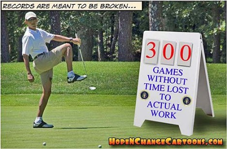 Golfing Shitweasel 1